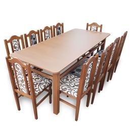 MM3 Set masă + 10 scaune