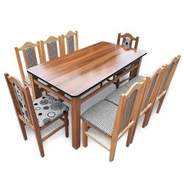 MM6 Set masă + 8 scaune
