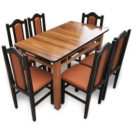 MM10 Set masă + 6 scaune
