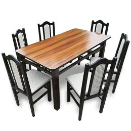 MM11 Set masă + 6 scaune