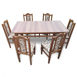 MM13 Set masă + 6 scaune