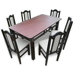 MM18 Set masă + 6 scaune