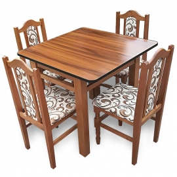MM21 Set masă + 4 scaune
