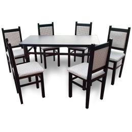 MM8 Set masa + 6 scaune